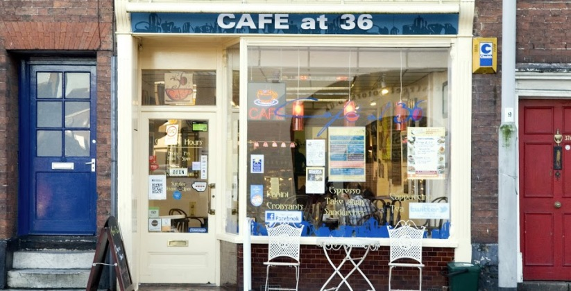 The Cafe At 36
